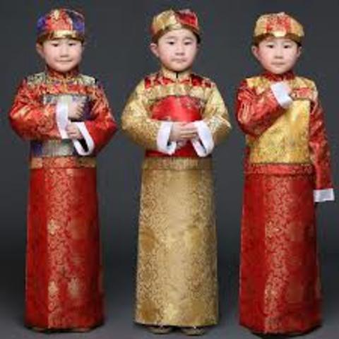La dinastía Ching (1644-1911 d.C.)