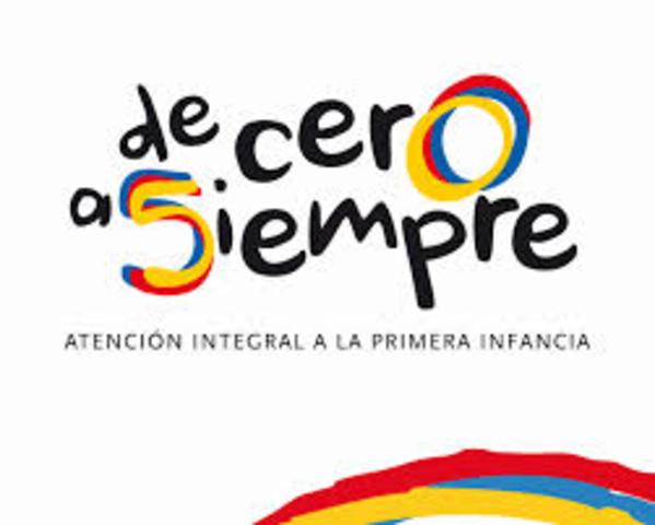 Ley De Cero a Siempre 2016