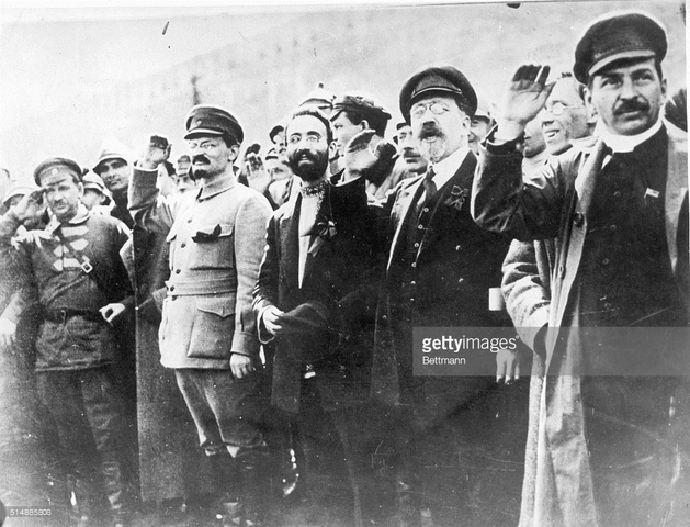 Leon Trotsky and Red Army