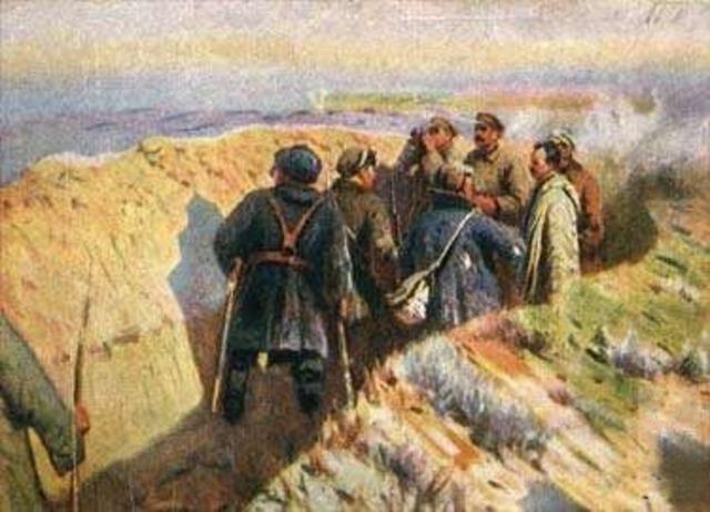 Battle of Tsaritsyn