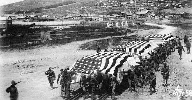 Britain and the U.S. in Russian Civil War