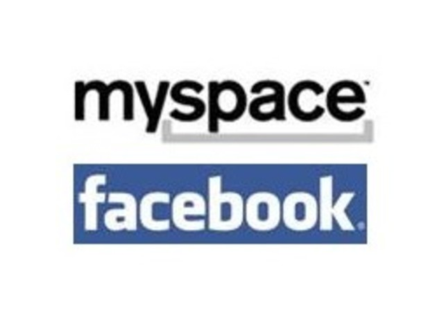 FACEBOOK Y MYSPACE