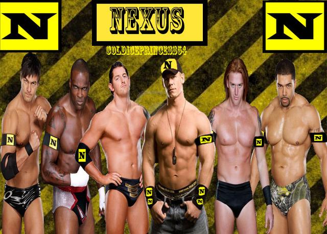 John Cena had now join Nexus
