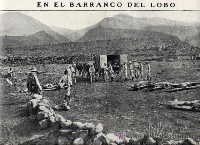 Desastre del Barranco del Lobo