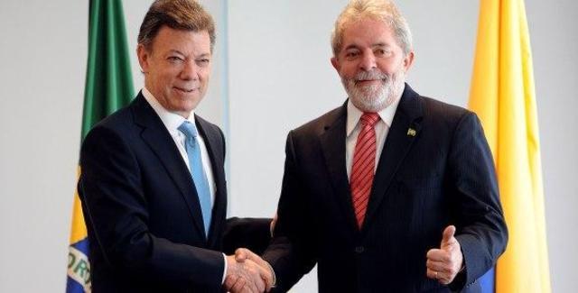 Las ganancias de Santos en Brasil