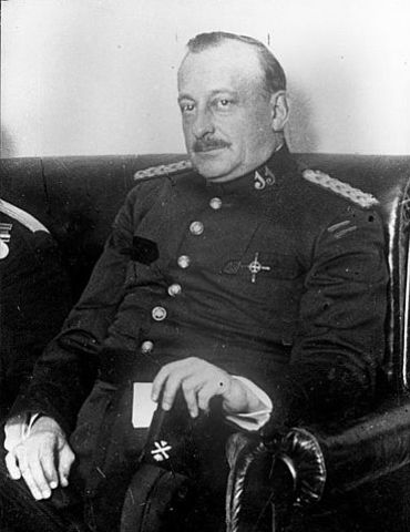Golpe de Estado de Primo de Rivera.