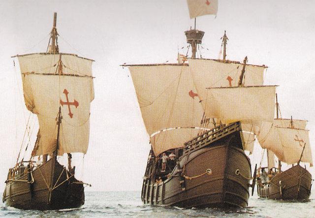 Viaje de Colón