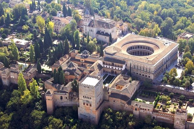 Modificación de la Alhambra