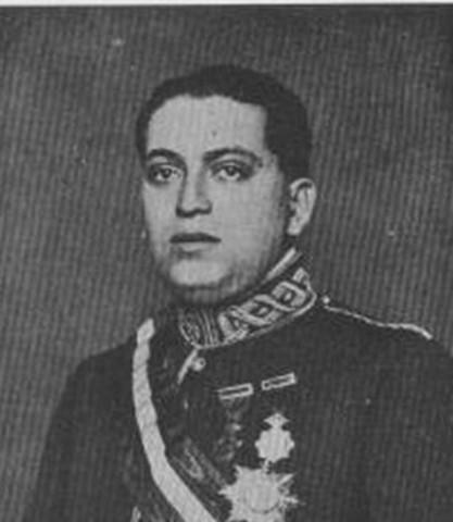 Asesinato del Teniente Castillo y  Calvo Sotelo.