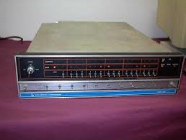 Minicomputadora de 16-bit