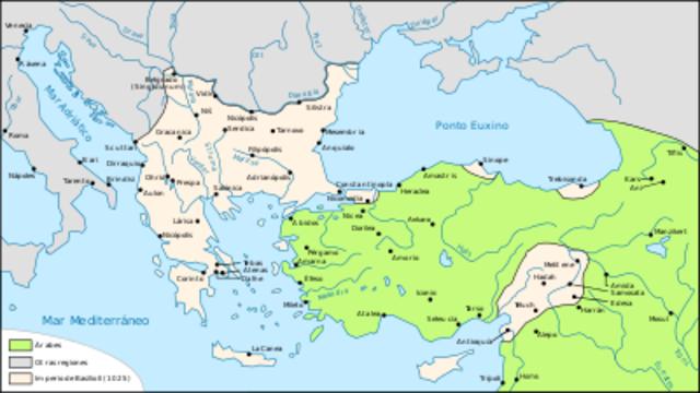 Turcos conquistan Asia