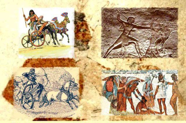 los dorios, antigua tribu griega