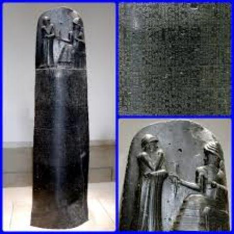 Codigo Hammurabi.