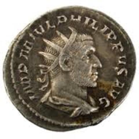 invención de la moneda por los lidios
