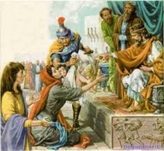 Reinado de Salomón