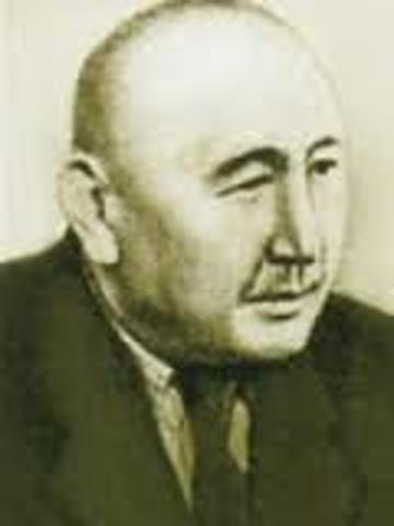 Аскар Токмагамбетов