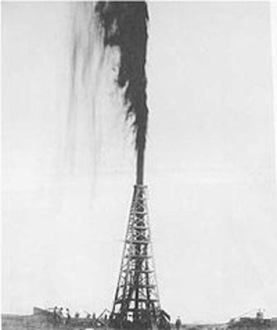 Búsqueda de petroleo