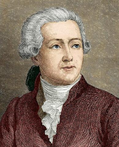 Jeremías Benjamín Richter