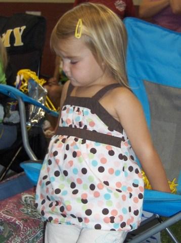 Paisley's (my daughter) birthday
