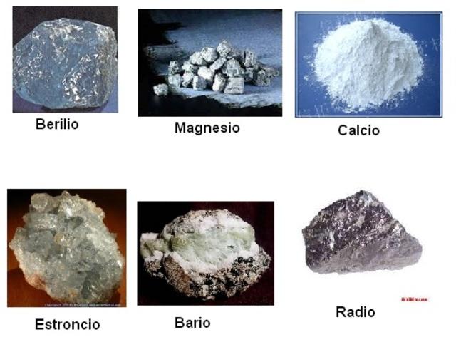 Aislamiento de metales a sus óxidos
