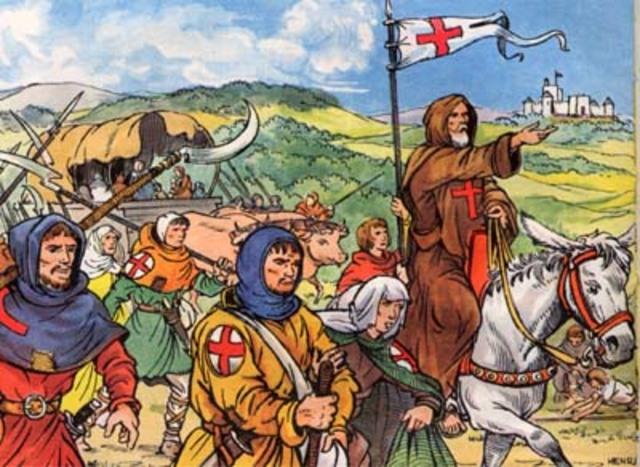 Cruzadas Europeas