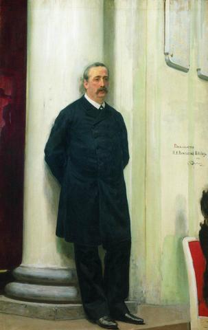 Quimico ruso Alexander