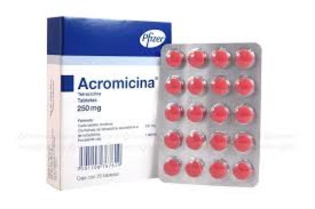 Acromicina