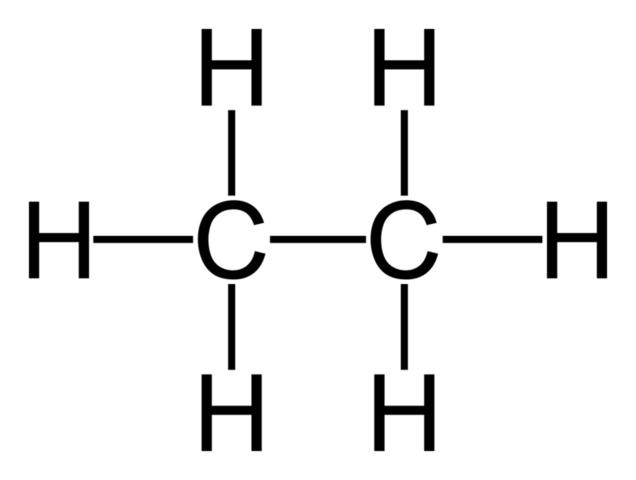 Proporciones del carbono e hidrogeno