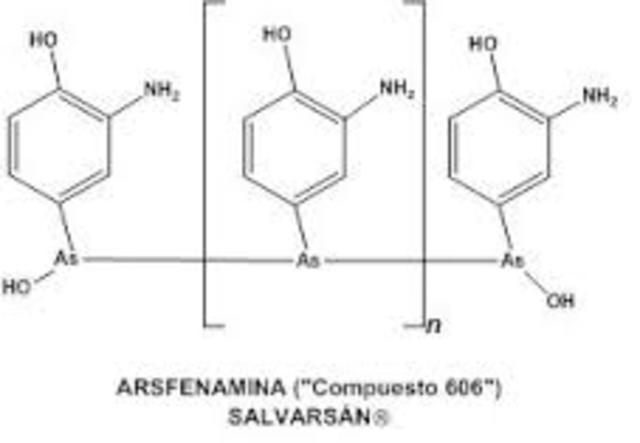 Arsfenamina