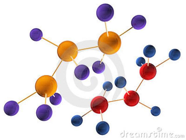 Moléculas tridimensionales