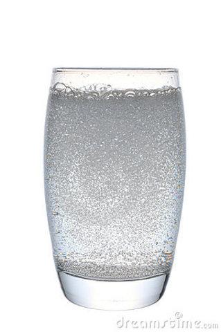 Seltz o agua de soda