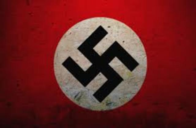 La Alemania nazi.