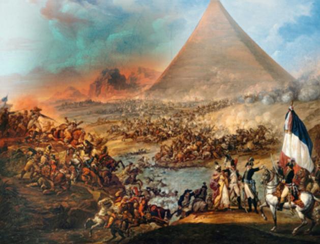Invasiòn de Egipto