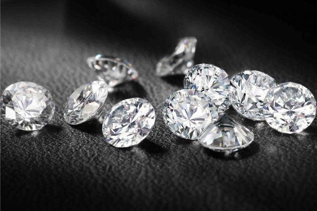 Calentamiento del diamante.