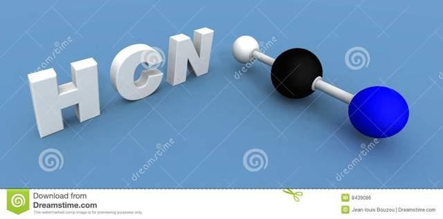 cianuro de hidrógeno
