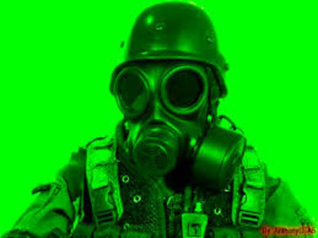 Gas radioactivo