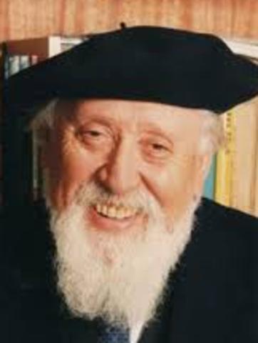 Reuven Feurestein (1921-2014)