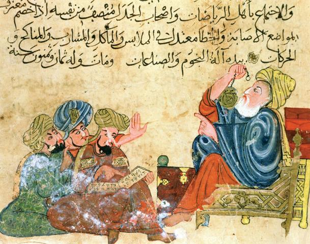 Alquimia árabe (650).