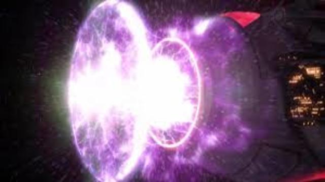 """""""Cañones de partículas"""""""