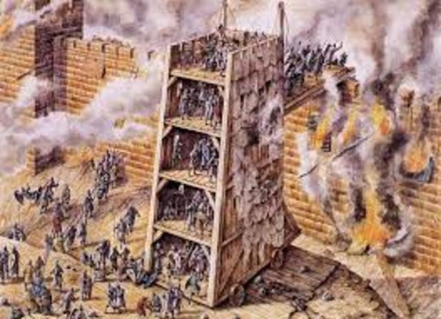 Derrota de Constantinopla por el pueblo Griego
