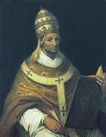 El papa Juan XXII