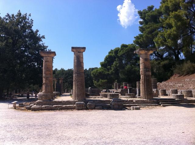 Templo de Hera Olimpia