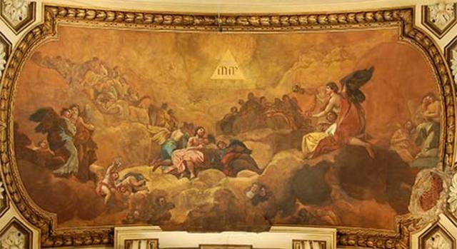Encargo de los bocetos para el Coreto del Pilar
