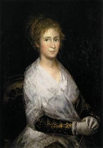 Francisco de Goya se casa con Josefa Bayeu en Madrid.