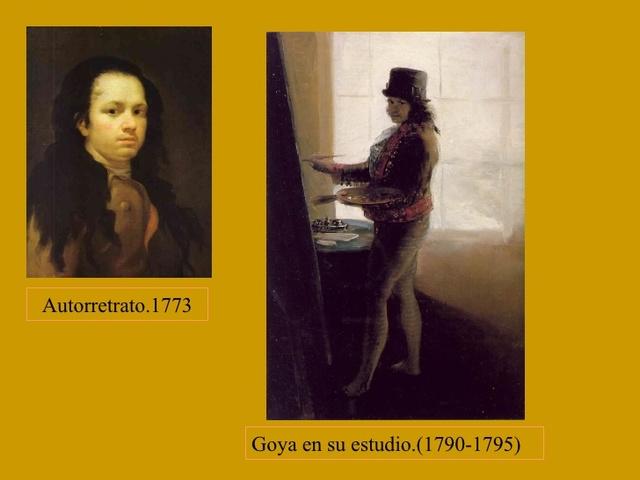 Elegido director de pintura de la Academia de San Fernando