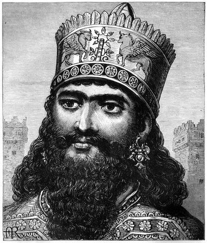 Babylonians take Judah
