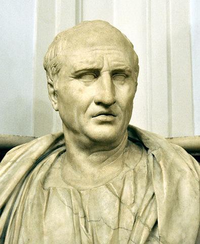 Марк Туллий Цицерон (106–43 до н. э.)