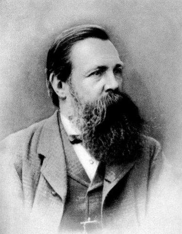 Фридрих Энгельс (1820–1895)