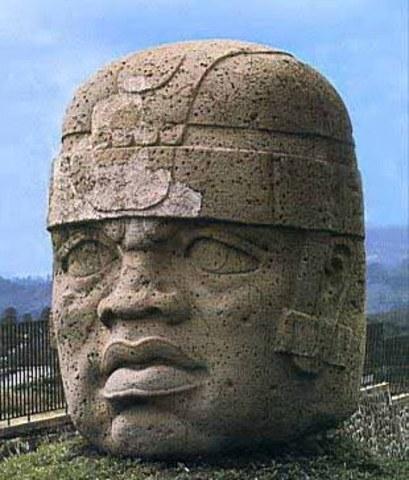 Origen de los Olmecas y Mayas