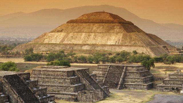 Surgimiento de Teotihuacán